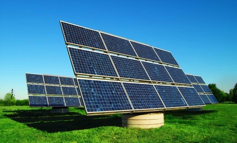 captación energía solar