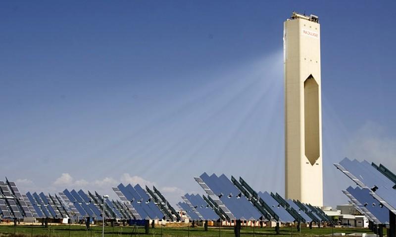 Características de la energía solar