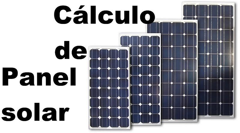 Cuánta energía produce un panel solar