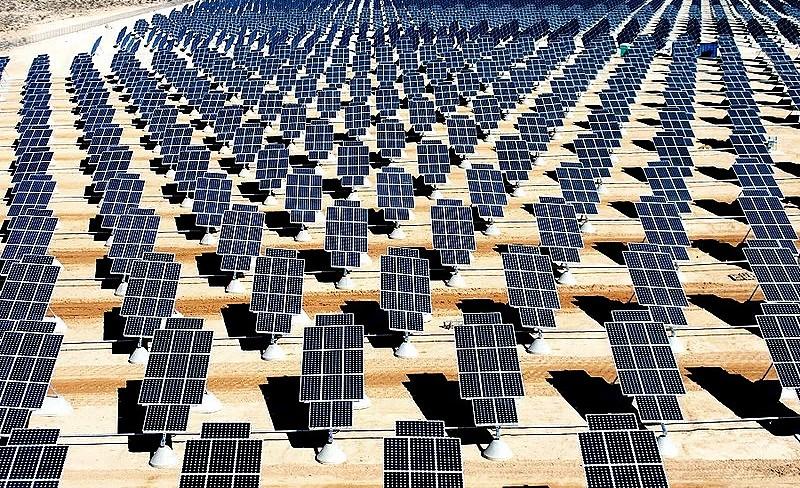 Energía solar en USA