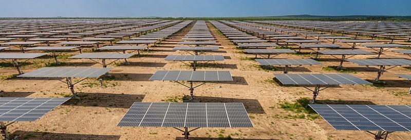 Plantas energía solar en USA proyectos
