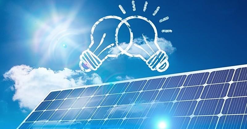 Sistemas de energía solar ejemplos
