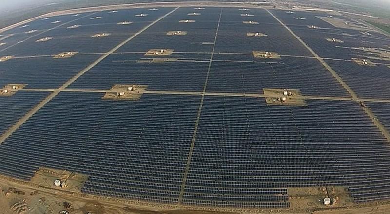 Plantas de energía solar en otros países