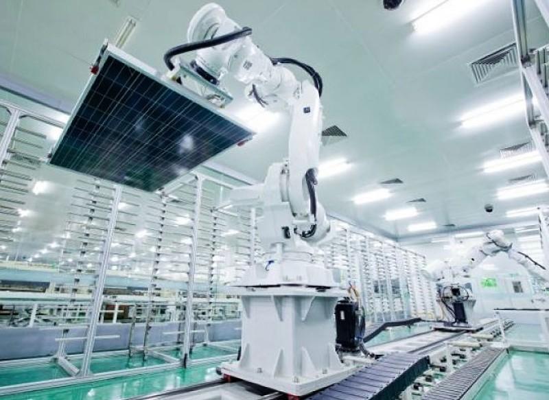 10 mejores productores de paneles solares