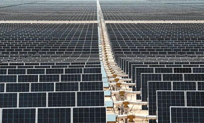 Plantas de energia solar en México
