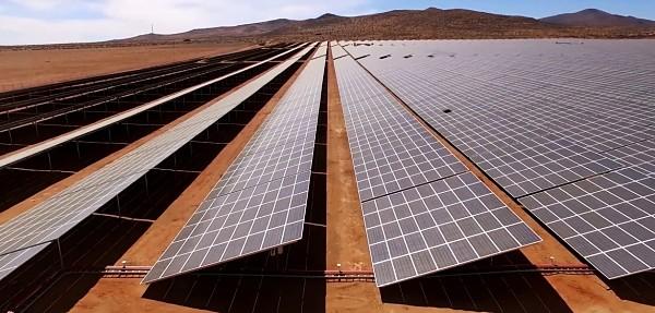 Proyectos de energía solar industriales