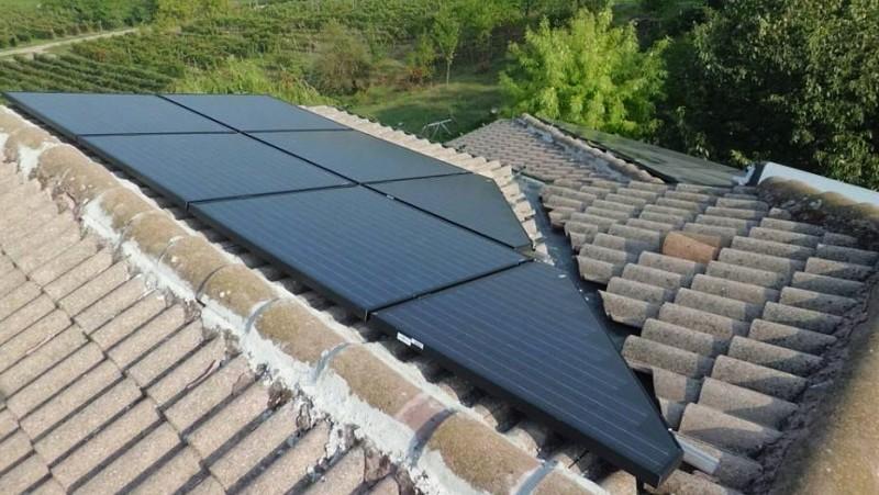 Proyectos de energia solar residenciales
